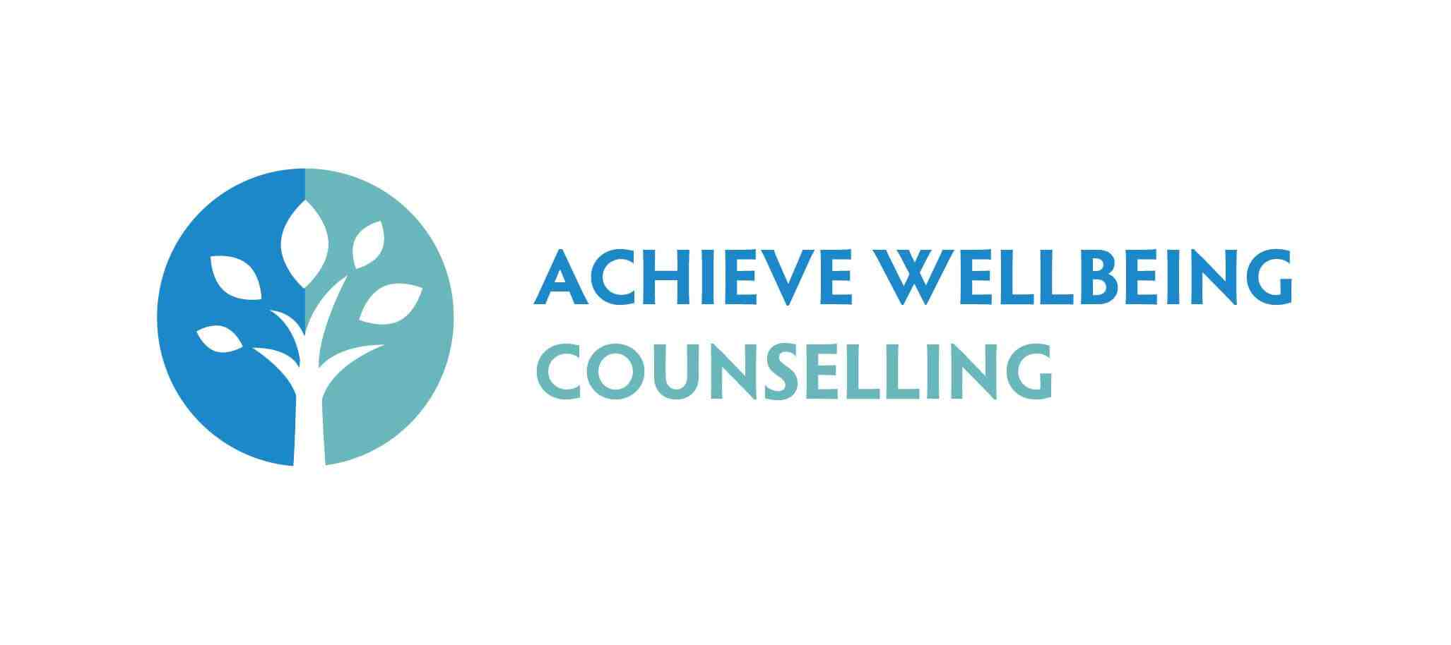 Achieve Wellbeing Counselling Logo